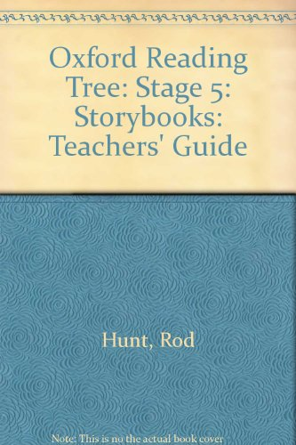 9780199160327: Oxford Reading Tree: Stage 5: Storybooks: Teachers' Guide