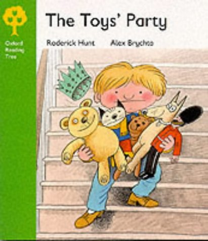 9780199160365: Oxford Reading Tree: Stage 2: Storybooks: Toy's Party