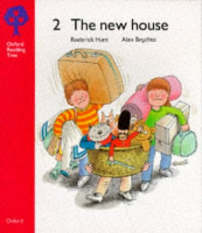 9780199160631: Oxford Reading Tree: Stage 4: Storybooks: The New House