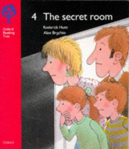 9780199160655: Oxford Reading Tree: Stage 4: Storybooks: Secret Room (Oxford Reading Tree)