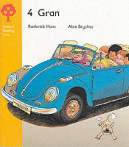9780199160716: Oxford Reading Tree: Stage 5: Storybooks: Gran (Oxford Reading Tree)