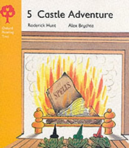 9780199160723: Oxford Reading Tree: Stage 5: Storybooks: Castle Adventure (Oxford Reading Tree)