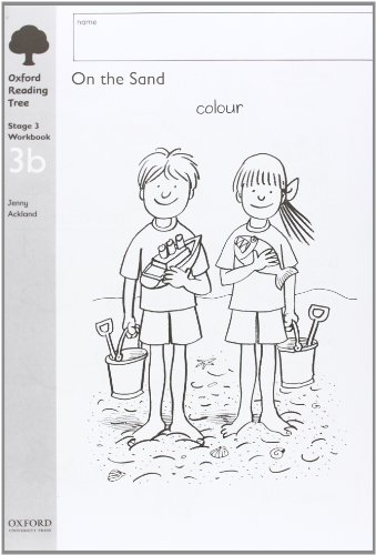 9780199160785: Oxford Reading Tree: Level 3: Workbooks: Pack 3b
