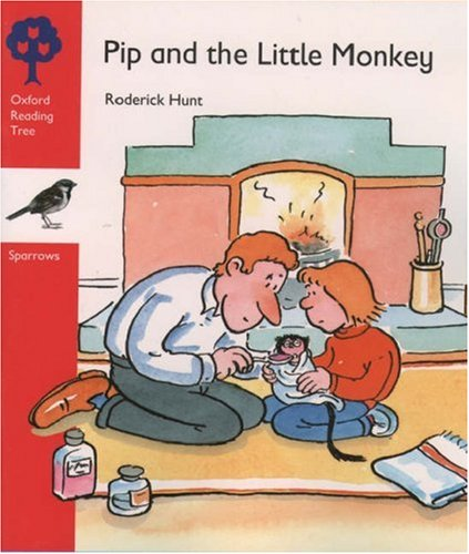 9780199160914: Pip and the Little Monkey (Oxford Reading Tree)