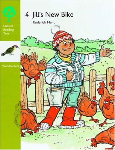 9780199160952: Oxford Reading Tree: Stages 6-7: Woodpeckers Anthologies: 4: Jill's New Bike