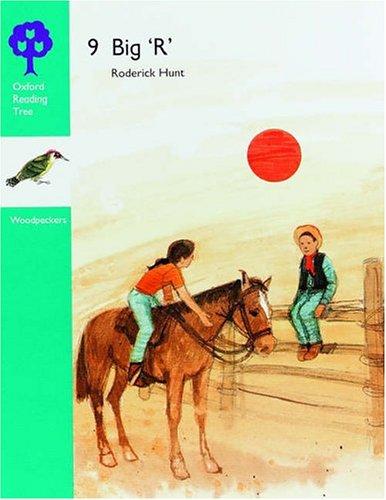 9780199161003: Oxford Reading Tree: Stages 8-9: Woodpeckers Anthologies: 9: Big `R': Big 'R'
