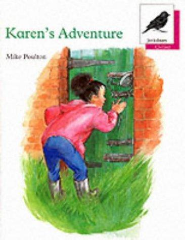 9780199161263: Oxford Reading Tree: Stage 10: Jackdaws Anthologies: Karen's Adventure: Karen's Adventures