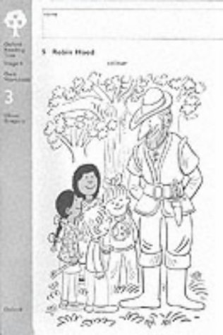 9780199161652: Oxford Reading Tree: Level 6: Workbooks: Workbook 3 (Pack of 6) (Oxford Reading Tree Trunk)
