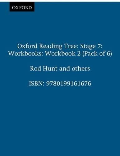 9780199161676: Oxford Reading Tree: Level 7: Workbooks: Workbook 2