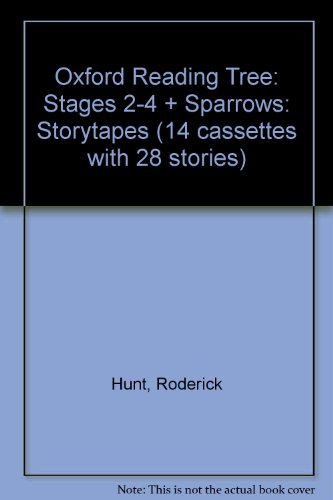 9780199162062: Oxford Reading Tree: Stages 2-4 + Sparrows: Storytapes (14 cassettes with 28 stories)
