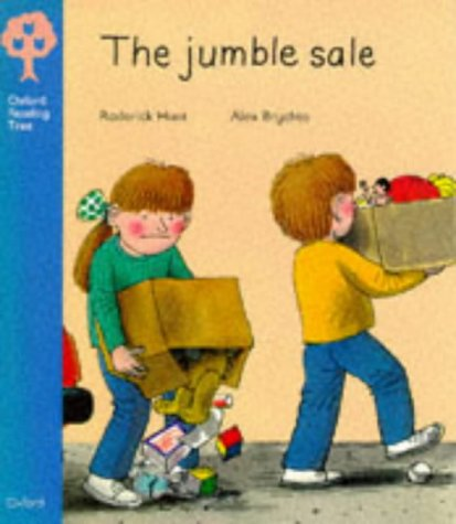 9780199162338: Oxford Reading Tree: Stage 3: More Stories: Jumble Sale