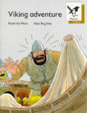 9780199163229: Oxford Reading Tree: Stage 8: Magpies Storybooks: Viking Adventure