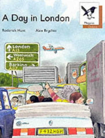 9780199163250: Oxford Reading Tree: Stage 8: Magpies Storybooks: A Day in London