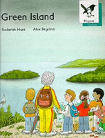 9780199163441: Oxford Reading Tree: Stage 9: Magpies Storybooks: Green Island