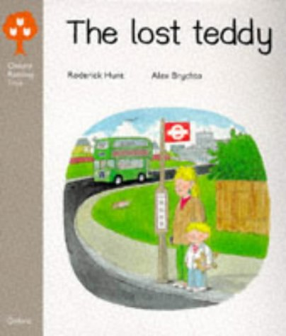 9780199163830: Oxford Reading Tree: Stage 1: Kipper Storybooks: Lost Teddy (Oxford Reading Tree Trunk)