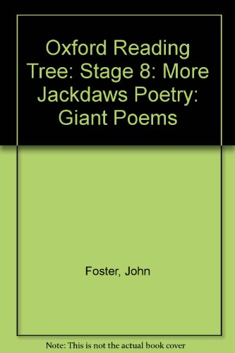 9780199164110: Oxford Reading Tree: Stage 8: More Jackdaws Poetry: Giant Poems