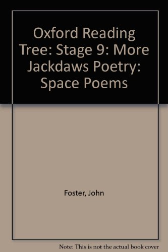 9780199164141: Oxford Reading Tree: Stage 9: More Jackdaws Poetry: Space Poems