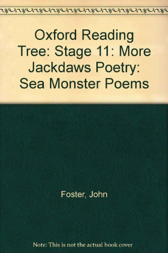 9780199164196: Oxford Reading Tree: Stage 11: More Jackdaws Poetry: Sea Monster Poems