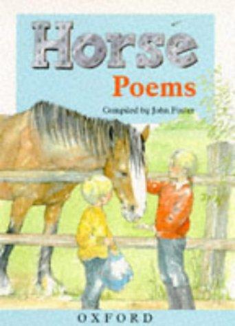 9780199164219: Horse Poems