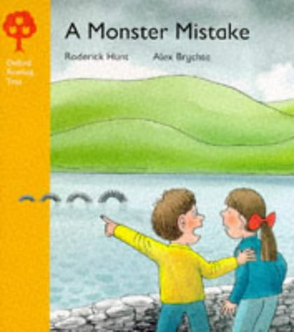 Oxford Reading Tree: Stage 5: More Stories: Monster Mistake (0199164487) by Roderick Hunt; Mr. Alex Brychta