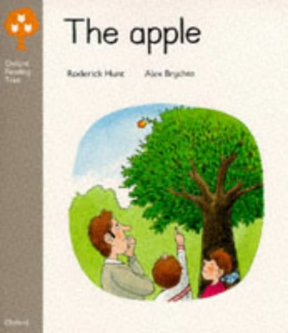 9780199164578: Oxford Reading Tree: Stage 1: Biff and Chip Storybooks: Apple