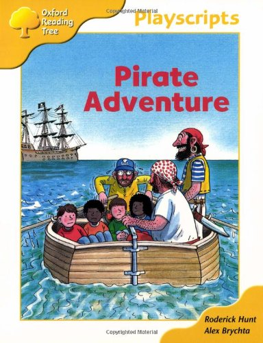 9780199164875: Oxford Reading Tree: Stage 5: Playscripts: 2: Pirate Adventure