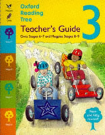 9780199164943: Oxford Reading Tree: Stages 6-9: Owls and Magpies: Teacher's Guide 3