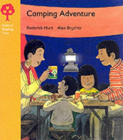 9780199165001: Oxford Reading Tree: Stage 5: More Stories: Camping Adventure