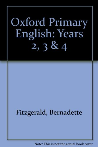 9780199165650: Oxford Primary English: Years 2, 3 & 4