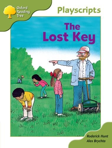9780199165803: Oxford Reading Tree: Stage 7: Owls Playscripts: The Lost Key