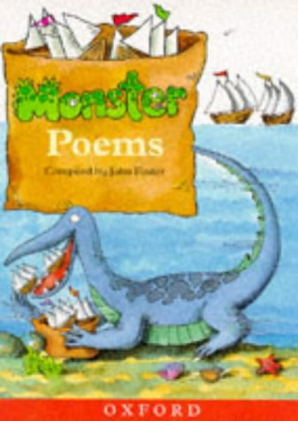 9780199166015: Monster Poems: Monster Poems (Poetry Paintbox Anthologies)