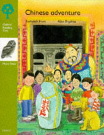 9780199166664: Oxford Reading Tree: Stage 7: More Owls Storybooks: Chinese Adventure