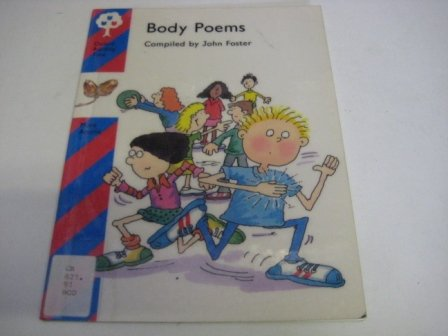 9780199167593: Oxford Reading Tree: Stages 3 & 4: More Acorns Poetry: Body Poems