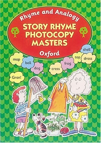 9780199168057: Oxford Reading Tree: Rhyme and Analogy: Story Rhymes: Photocopy Masters
