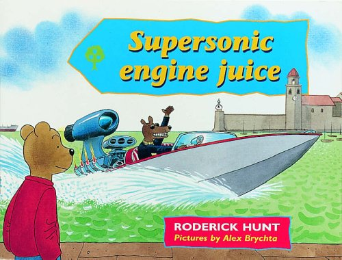 9780199168194: Oxford Reading Tree: Stages 1-9: Rhyme and Analogy: Story Rhymes: Super-sonic Engine Juice