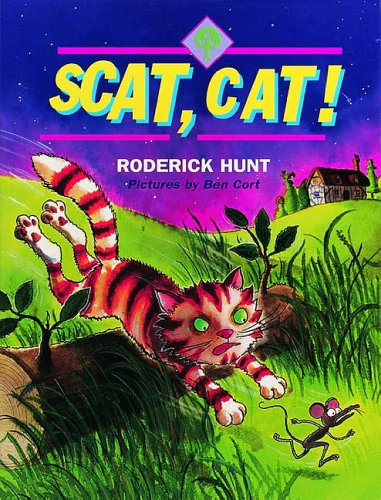 9780199168200: Oxford Reading Tree: Stages 1-9: Rhyme and Analogy: Story Rhymes: Scat, Cat!