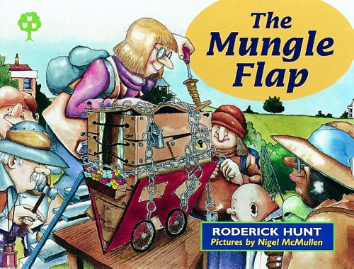 9780199168217: Oxford Reading Tree: Stages 1-9: Rhyme and Analogy: Story Rhymes: Mungle Flap