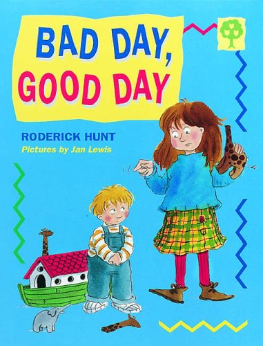 9780199168224: Oxford Reading Tree: Stages 1-9: Rhyme and Analogy: Story Rhymes: Bad Day, Good Day
