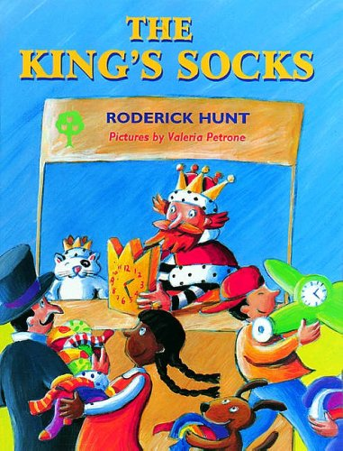 9780199168293: Oxford Reading Tree: Stages 1-9: Rhyme and Analogy: Story Rhymes: King's Socks