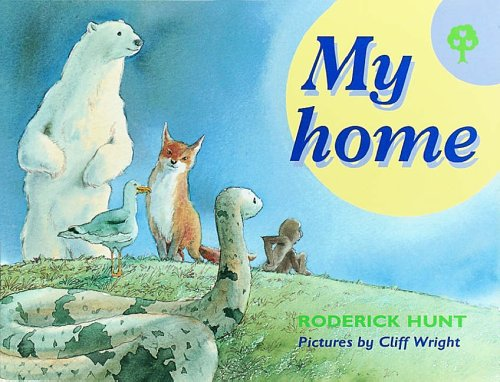 9780199168323: Oxford Reading Tree: Stages 1-9: Rhyme and Analogy: Story Rhymes: My Home