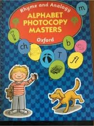 9780199168347: Oxford Reading Tree: Rhyme and Analogy: Alphabet Photocopy Masters