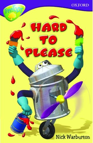 9780199168668: Oxford Reading Tree: Stage 11: TreeTops: Hard to Please: Hard to Please