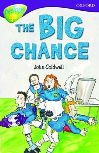 9780199169009: Oxford Reading Tree: Stage 11: TreeTops: Hilda's Big Chance: Hilda's Big Chance