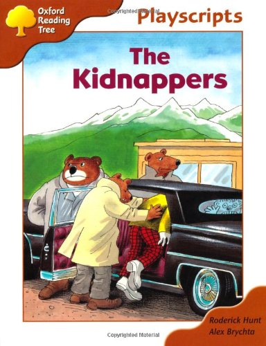 9780199169627: Oxford Reading Tree: Stage 8: Magpies Playscripts: The Kidnappers