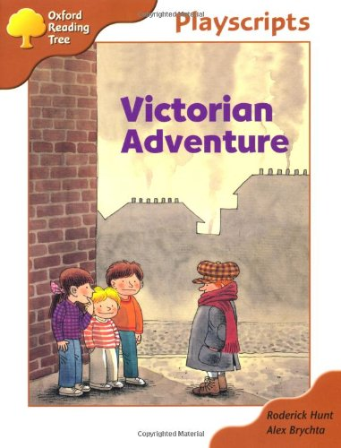 9780199169672: Oxford Reading Tree: Stage 8: Magpies Playscripts: Victorian Adventure
