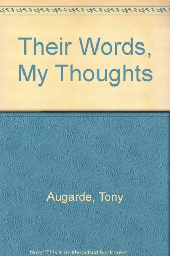 9780199170357: Their Words, My Thoughts: Full Music edition