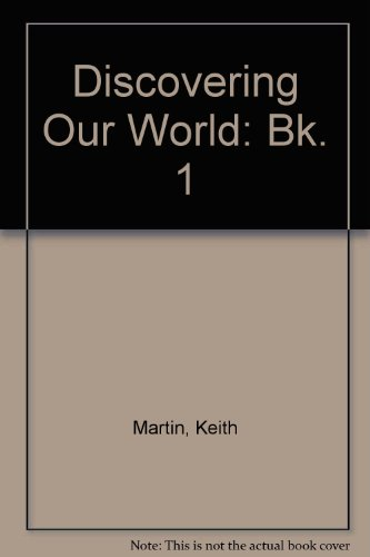 9780199170586: Discovering Our World: Bk. 1