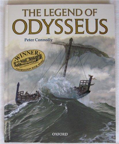 9780199170654: The Legend of Odysseus (Rebuilding the Past)