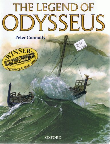 9780199171439: The Legend of Odysseus (Rebuilding the Past)