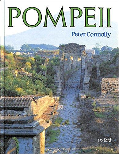 9780199171590: Pompeii (Rebuilding the Past S.)